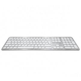 Macally Slim Bluetooth Keyboard QWERTY UK wit