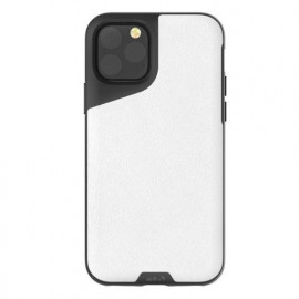Mous Contour Leather iPhone 11 Pro wit
