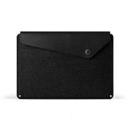 Mujjo Sleeve MacBook Pro retina 15'' zwart