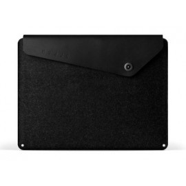 "Mujjo Sleeve MacBook 13"" zwart"