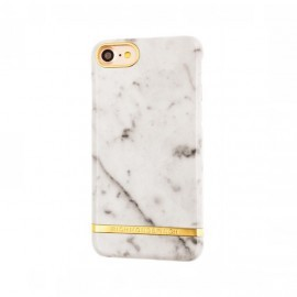 Richmond and Finch Marble Glossy iPhone 7 / 8 / SE 2020 wit