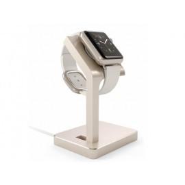 Satechi Aluminium Apple Watch Stand gold