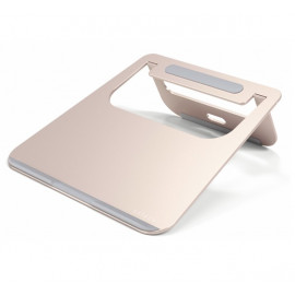 Satechi Aluminium Portable Laptop rose goud