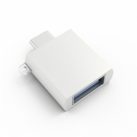 Satechi USB-C Adapter zilver