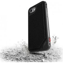 X-Doria Defense Lux cover iPhone 7 / 8 Plus zwart