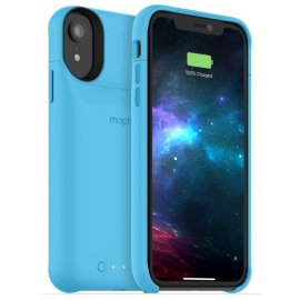 Mophie Juice Pack Access iPhone XR blauw