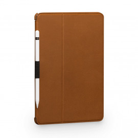 "Sena Future Folio Leather Case iPad Air 3 (2019) / Pro 10.5"" (2017) bruin"