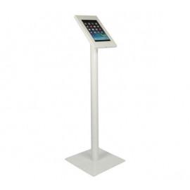 Tablet vloerstandaard Securo Tablet 12 - 13 inch wit