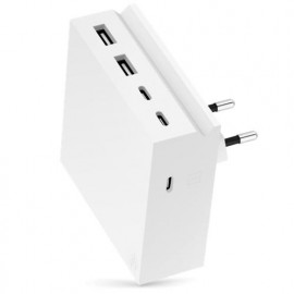 usbepower HIDE PD 57W 5-in-1 wall charger wit