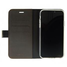 Valenta Booklet Classic Luxe iPhone 11 vintage bruin