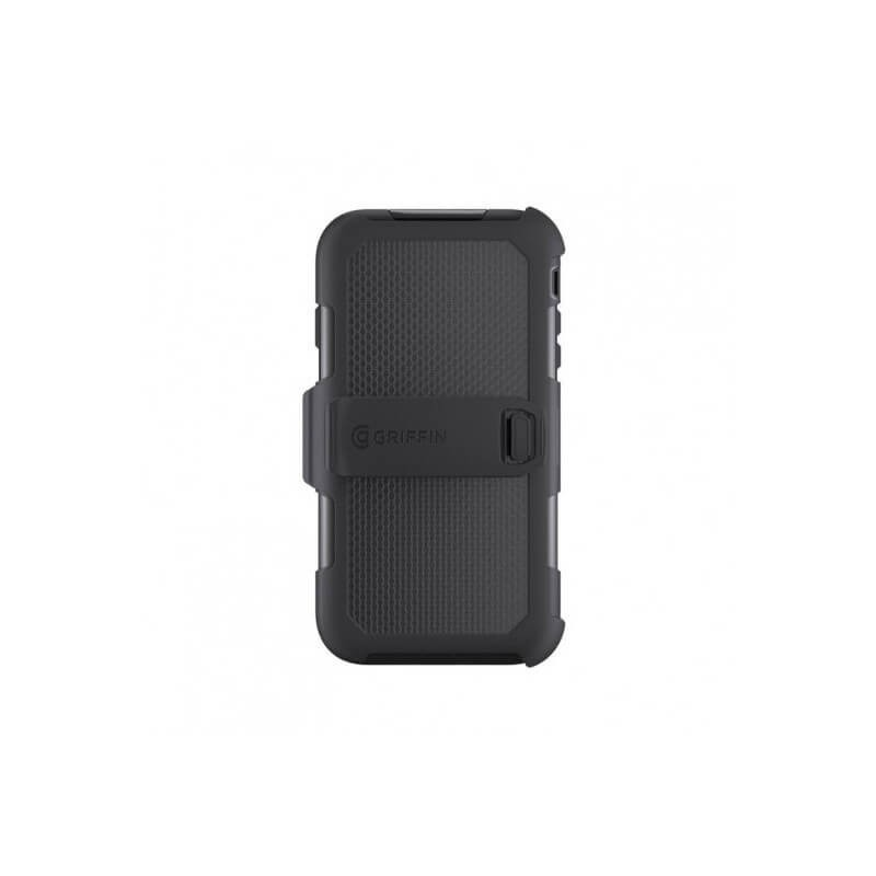 Griffin Survivor Summit case iPhone 7 Plus zwart