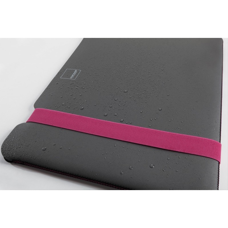 Acme Made Skinny Sleeve MacBook Air 11 inch grijs/roze