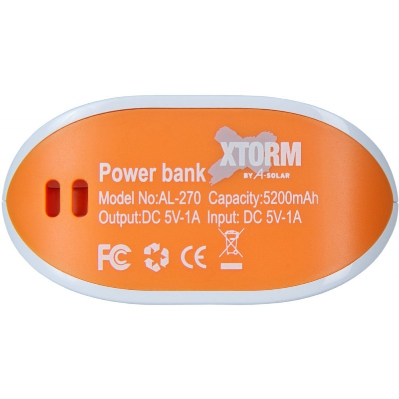 A-Solar Xtorm AL270F Powerbank 5200 mAh