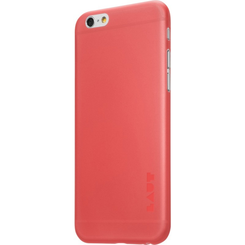 LAUT SlimSkin iPhone 6(S) rood