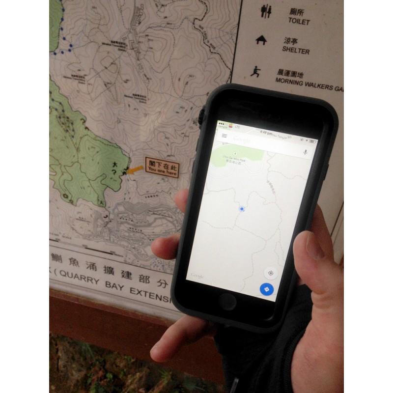 Catalyst Waterproof Case iPhone 5(S)/SE zwart