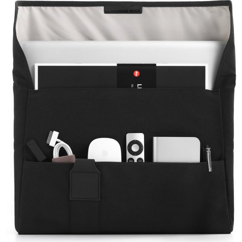 Bluelounge Sleeve MacBook Pro 17 inch zwart
