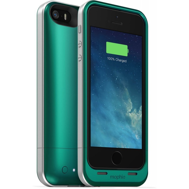 Mophie juice pack air iPhone 5(S) groen