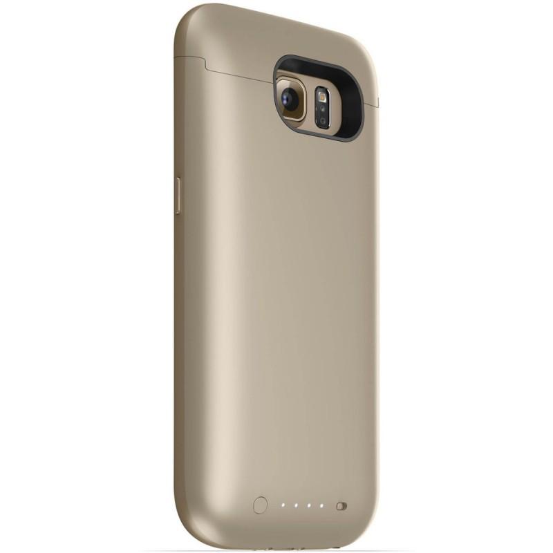 Mophie juice pack Galaxy S6 3300 mAh goud