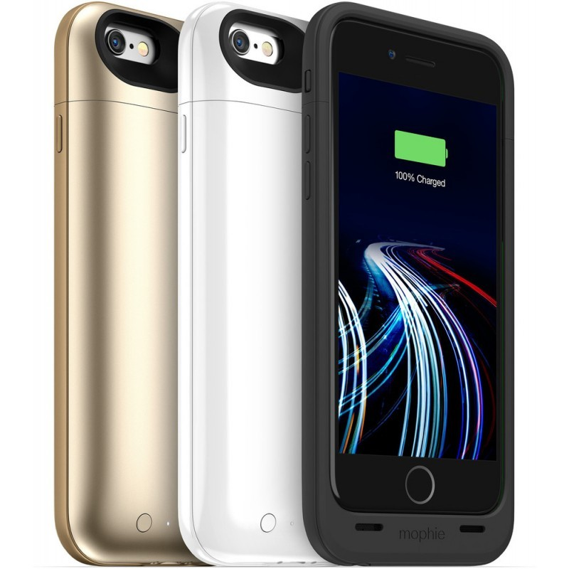 Mophie juice pack ultra iPhone 6(S) 4000 mAh zwart