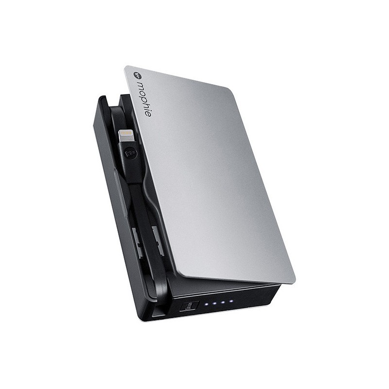 Mophie powerstation plus 3000 mAh Micro USB zwart