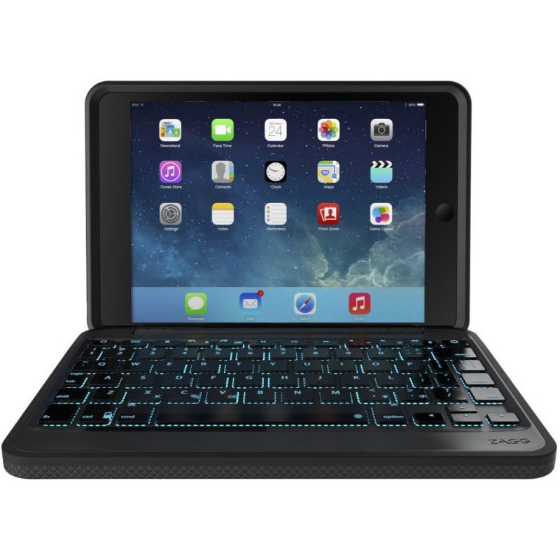 ZAGG Rugged Book iPad mini 1 / 2 / 3 QWERTY
