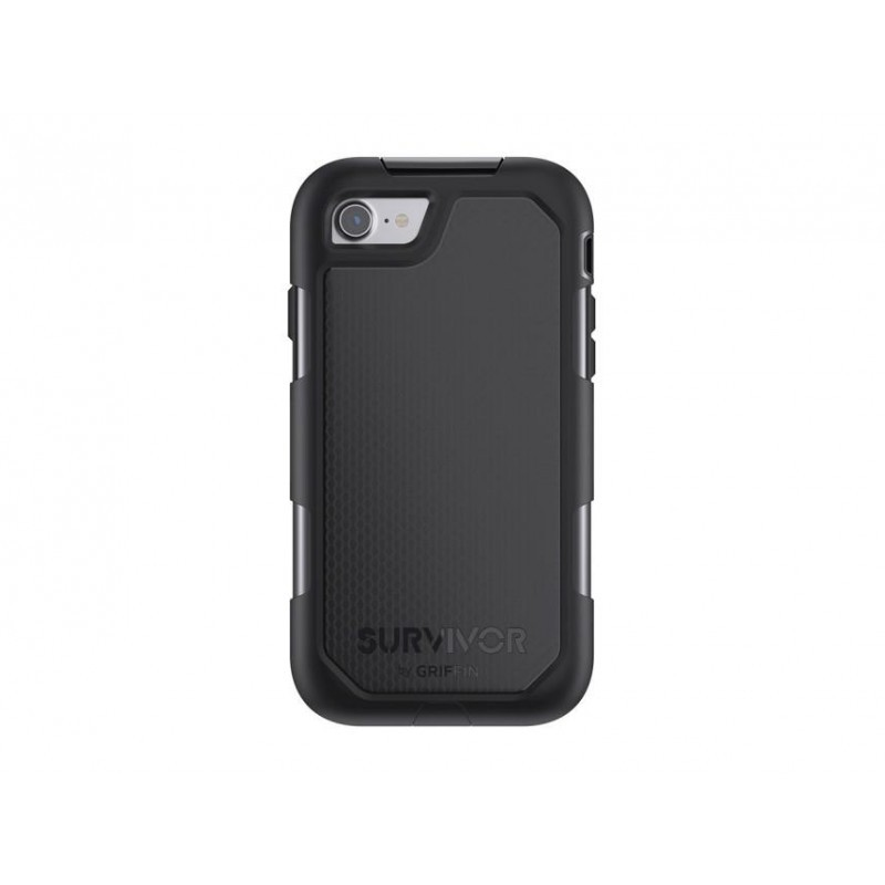 Griffin Survivor Summit case iPhone 7 zwart