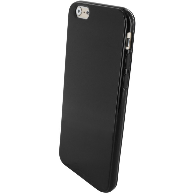 Mobiparts Essential TPU Case iPhone 6(S) zwart