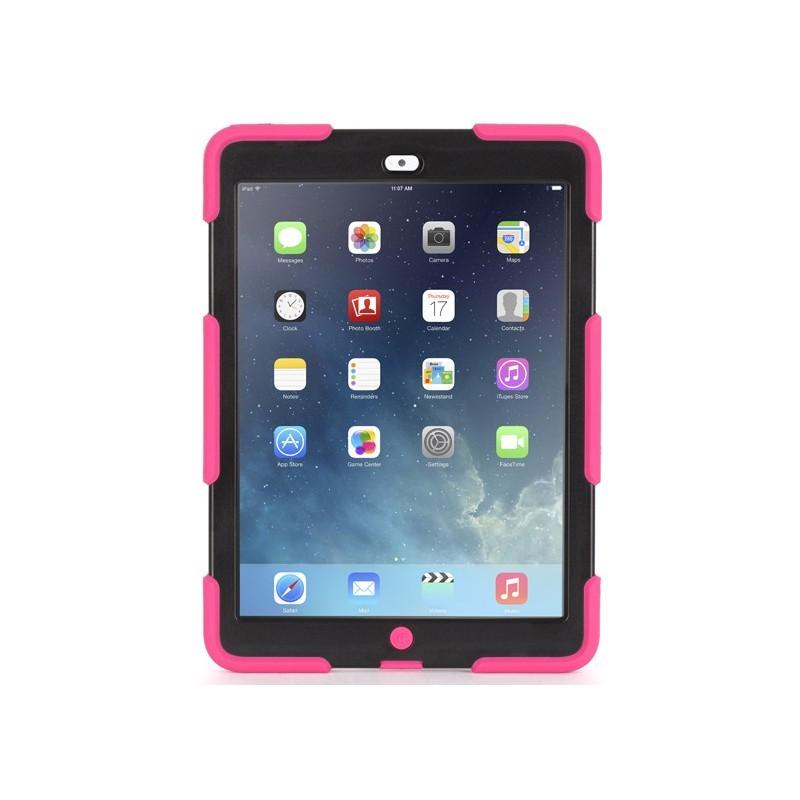 Griffin Survivor All-Terrain iPad Air Pink Black