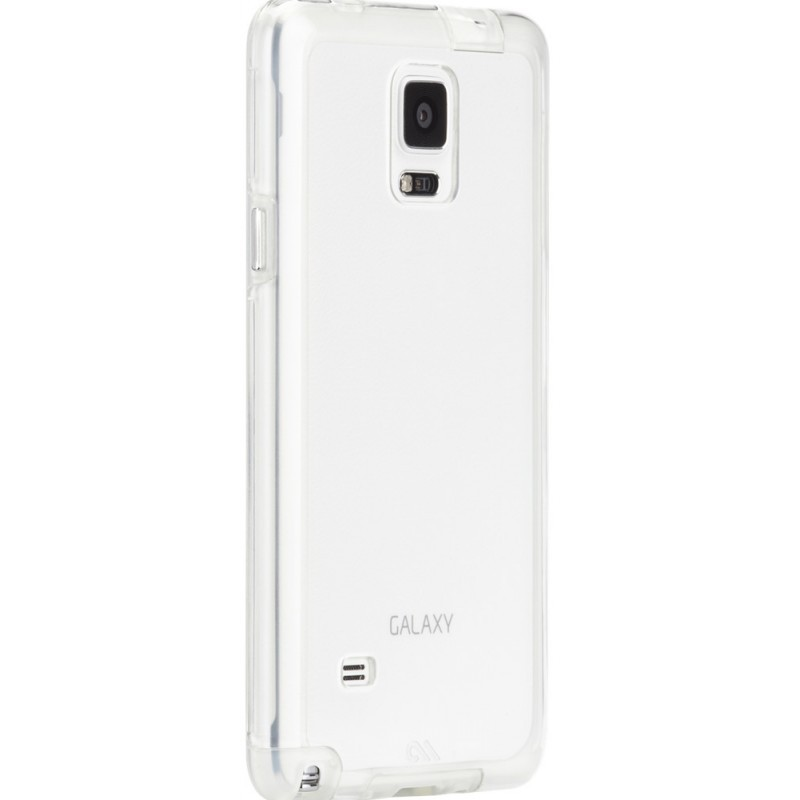 Case-Mate Naked Tough Case Galaxy Note 4 Clear