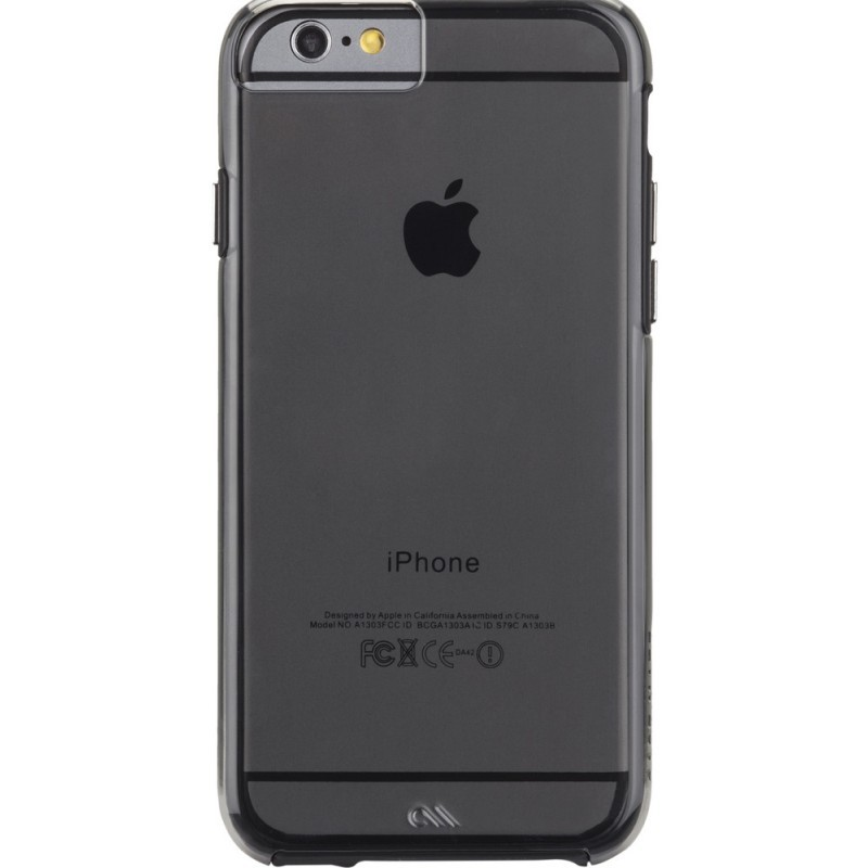 Case-Mate Naked Tough Case iPhone 6 / 6S Black / Clear