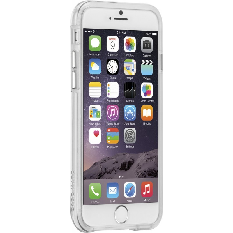 Case-Mate Naked Tough Case iPhone 6 / 6S Clear