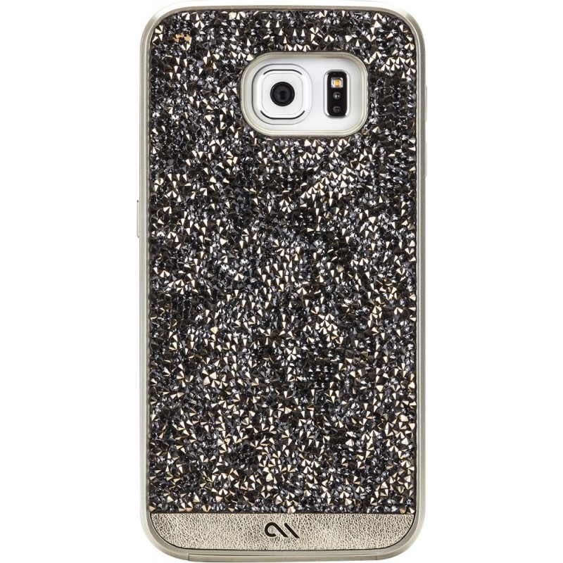 Case-Mate Sheer Glam Galaxy S6 Champagne