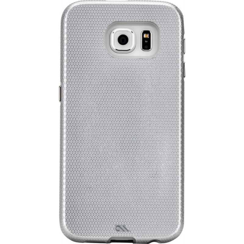 Case-Mate Tough Case Galaxy S6 Silver