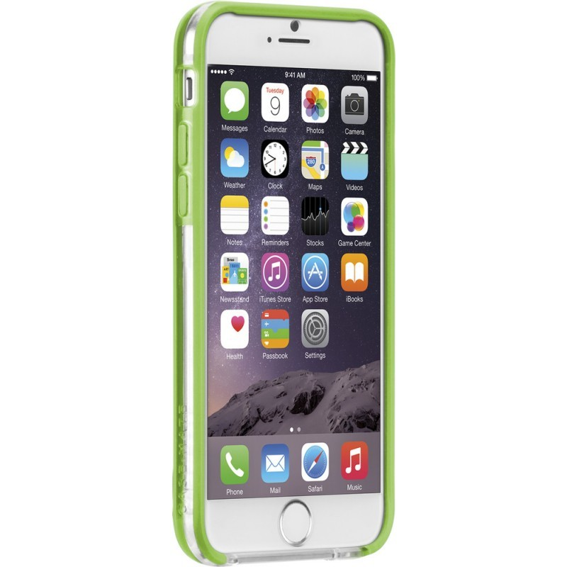 Case-Mate Tough Frame iPhone 6 / 6S Lime