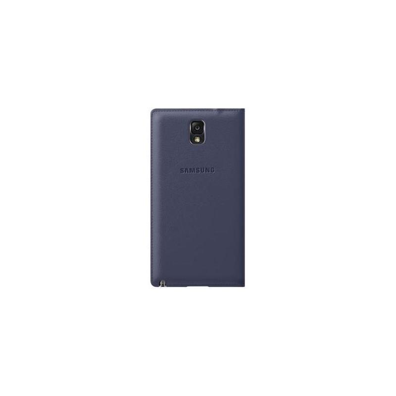Samsung Flip Wallet Galaxy Note 3 blauw