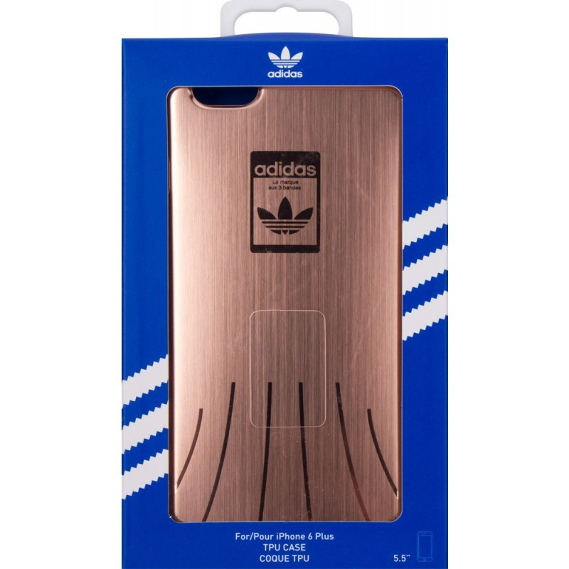 Adidas 1969 Superstar iPhone 6 Plus / 6S Plus Rose Gold