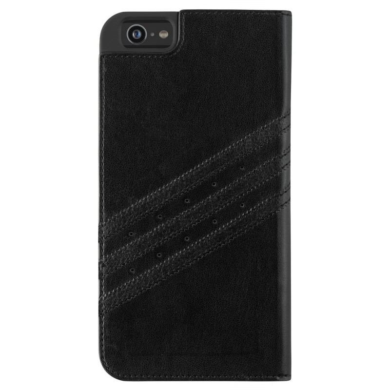 Adidas Basics Booklet iPhone 6 Plus / 6S Plus Black