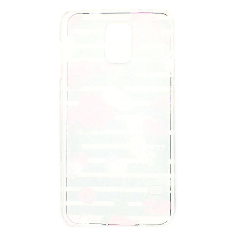 Galaxy S5 Hardcase Rose