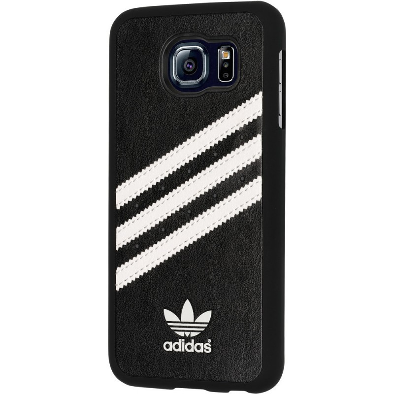 Adidas Basics Moulded Galaxy S6 Black / White