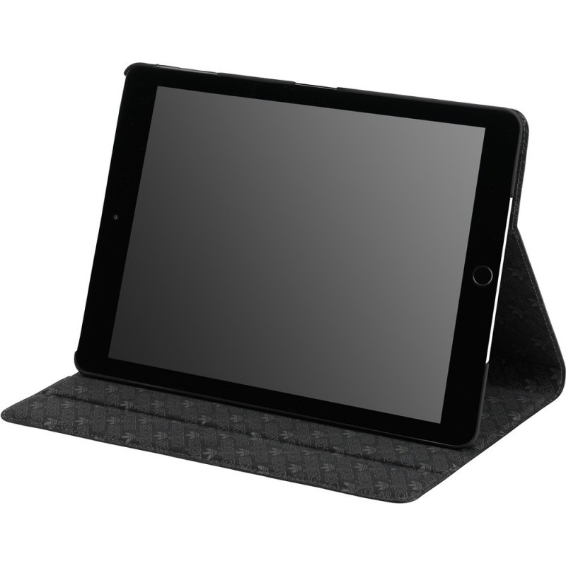 Adidas Basics Premium Stand Case iPad Air 2 Black / Silver
