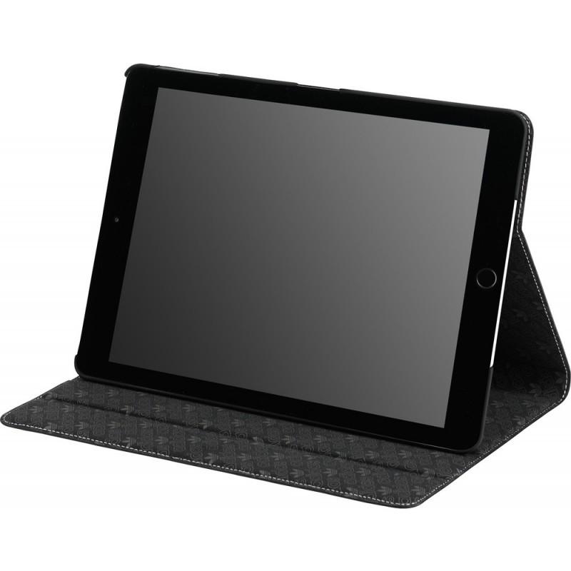 Adidas Basics Stand Case iPad Air 2 zwart/wit