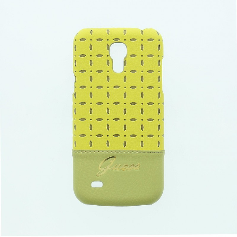 Gianina Galaxy S4 Mini Hardcase Yellow