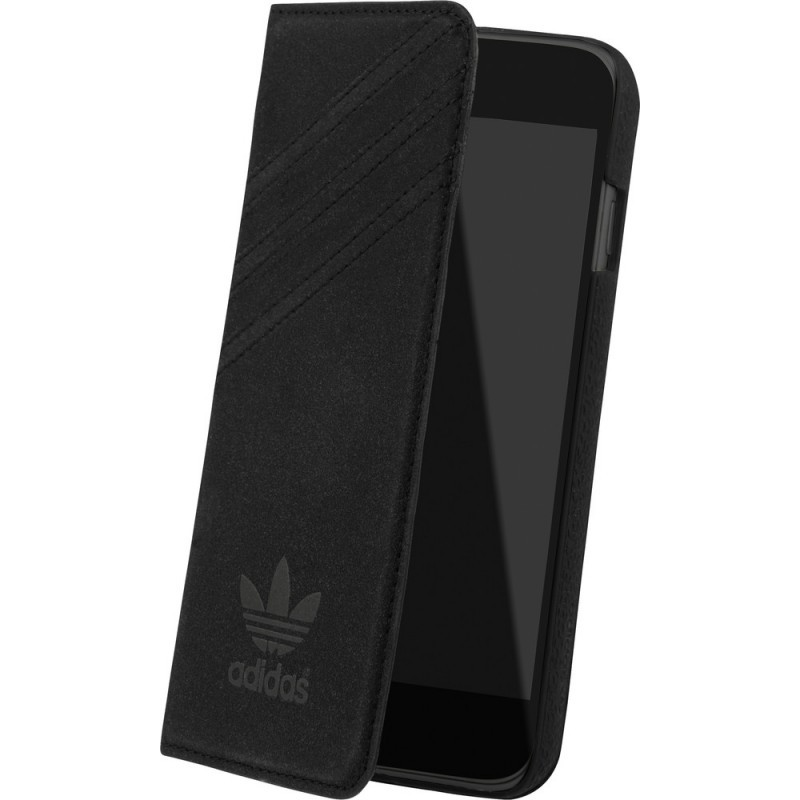 Adidas Vintage Booklet iPhone 6 / 6S Black
