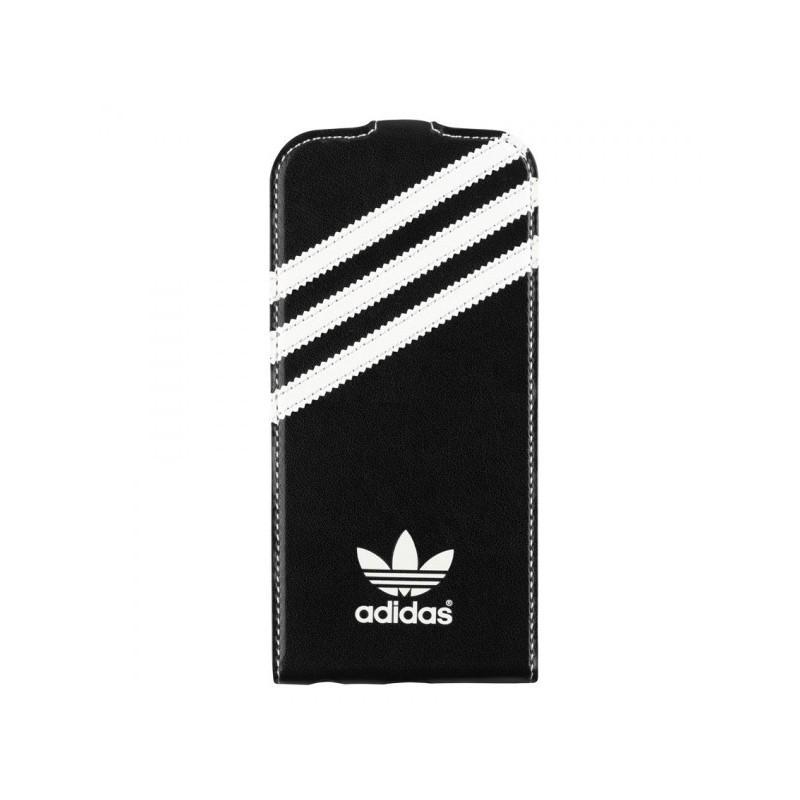 Adidas Flip case iPhone 6(S) zwart/wit