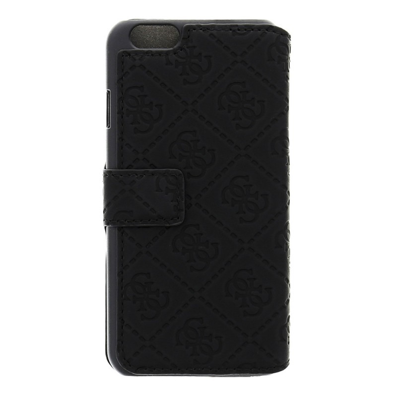 Guess Scarlett iPhone 6 / 6S Folio Case Black