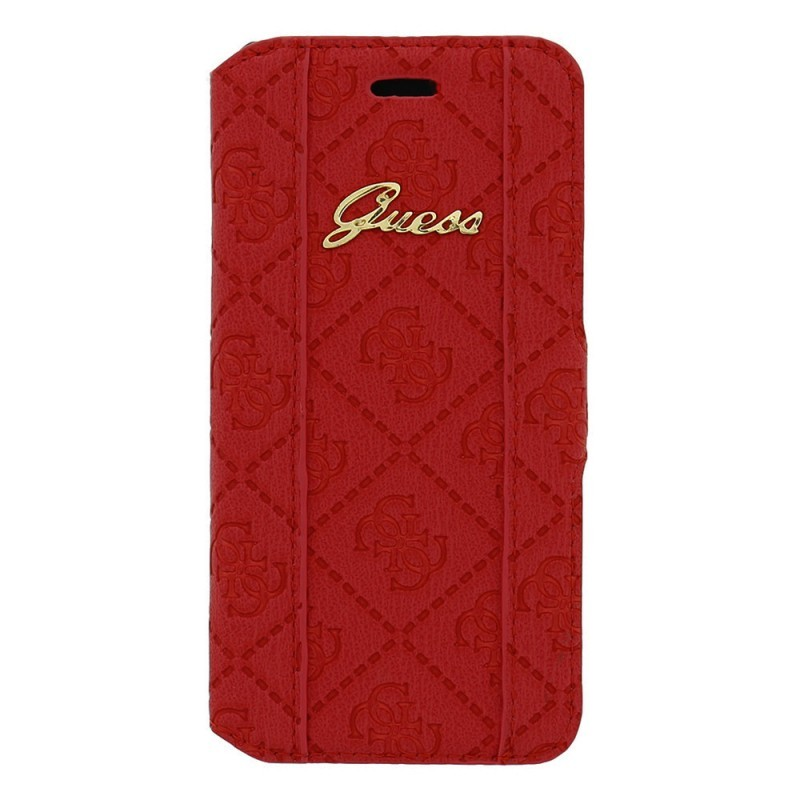 Guess Scarlett iPhone 6 / 6S Folio Case Red