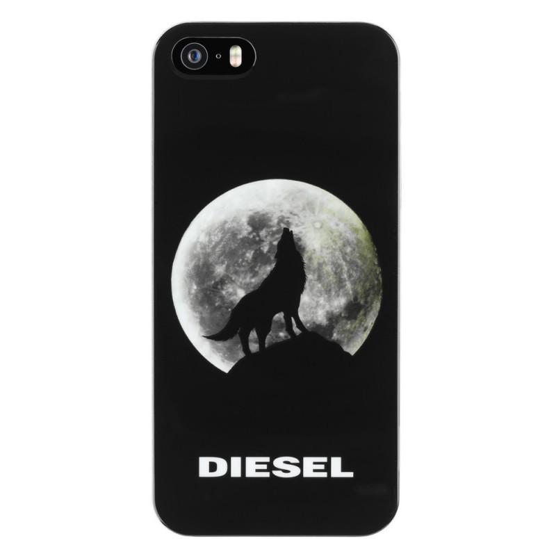 Diesel Pluton Wolf iPhone 5 / 5S Black