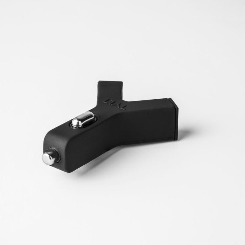 TYLT Y-USB Car Charger 2.1A Black