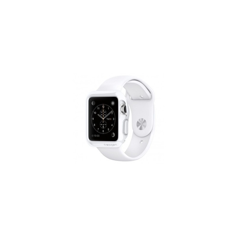 Spigen Slim Armor Apple Watch 42mm wit