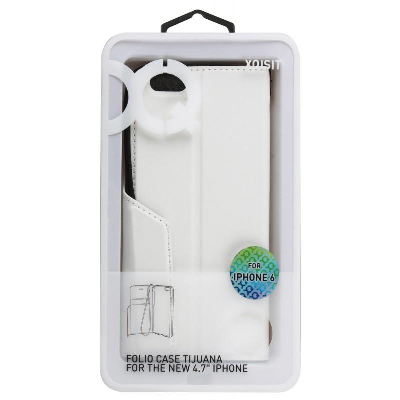 Xqisit Tijuana iPhone 6 / 6S White